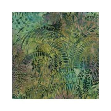 Tissu Batik ref 680 island Batik