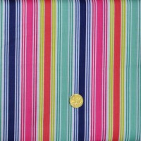 Tissu   patchwork Multi stripe de makower