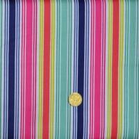Tissu   patchwork Multi stripe de makower
