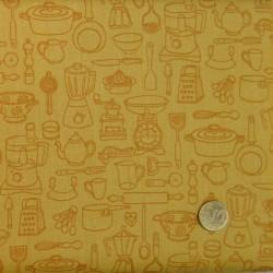 Tissu les ustensiles de cuisine de Makower