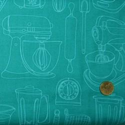 Tissu Le nécessaire de cuisine de Makower