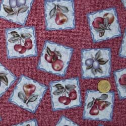 Tissu Les fruits
