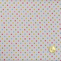 Tissu Multi Dot de  Makower