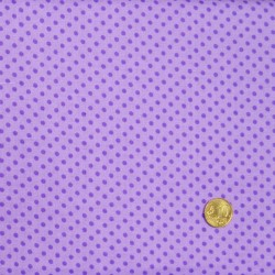 Tissu plumeti mauve PB