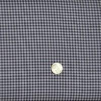 Tissu  Pied de poule Bleu