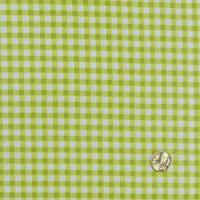 Tissu vichy bleu de makower