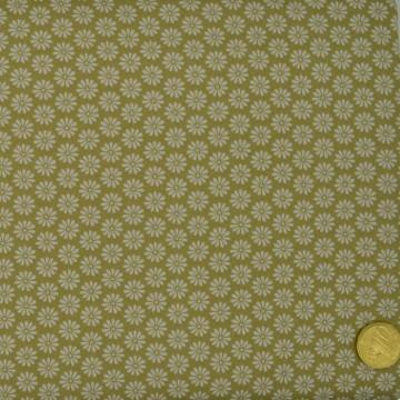 Tissu Antique Garden Daisy  Makower