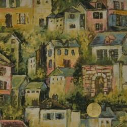 Tissu série Renoir  PetB