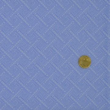 Tissu effet labyrinthe p et B