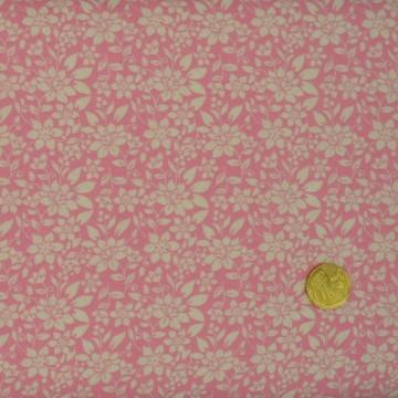 Tissu Boutique Tonal Flower