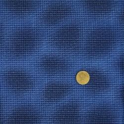 Tissu vichy bleu