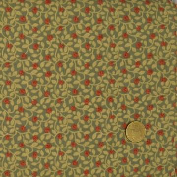 Tissu Stone cottage  Makower