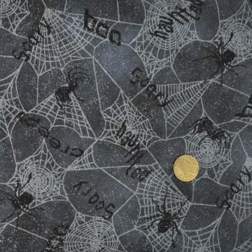 Tissu Toile d'araignée