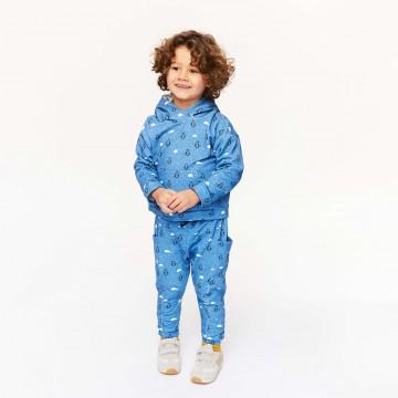 PATRON Enfant  Sweat-shirt à capuche et pantalon  L6/2318