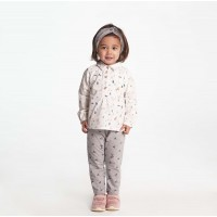 PATRON Enfant  Sweat-shirt à capuche et pantalon  L6/2318
