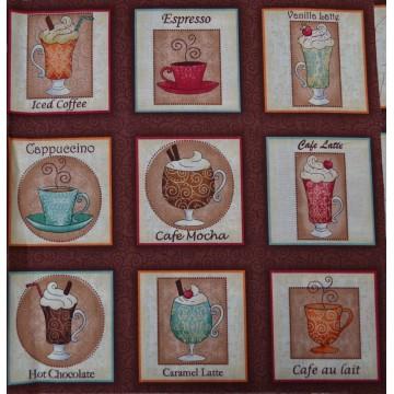 Etiquettes Le Café de Makower