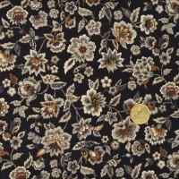 Tissu Série Sakura Large fleurs