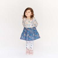 PATRON Enfant  Robe Combinée Legging  L1 2318